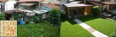 Riqualificazione giardino e legnaia - Civenna - Vs_architettura