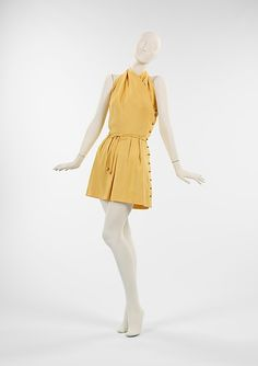1958  Claire McCardell  Playsuit