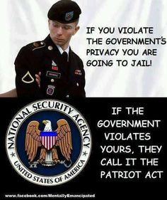 Patriot Act, NDAA, nsa,... irs...etc., etc.. Ring this doorbell, politicians:...'Legalized' Abuse Of Power is STILL ILLEGAL!