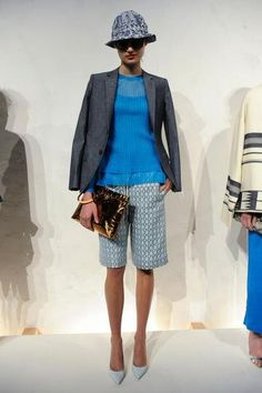 J.Crew Goes Crisp and Colorful for Spring 2015 | StyleCaster