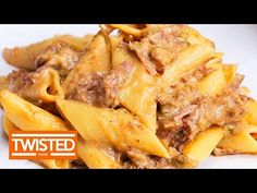 5 Delicious One-Pot Pastas | Twisted Food - YouTube