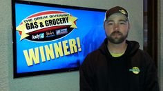 Will Hefling won $100 from KXLY4, Divine's & Yokes.