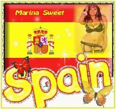 Bandera De España ♥