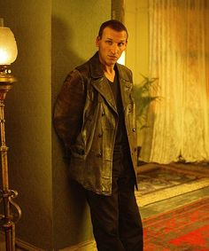The ninth Doctor. Doctor Who