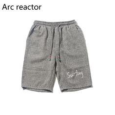 >> Click to Buy << Arc reactor Shorts Fashion Brand Clothing Justin Bieber Purpose World Tour Jogger Tracksuit Casual Skatebord Street Men Shorts #Affiliate
