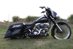 Street Glide by SideWalk Custom, via Flickr