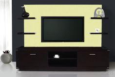 Wall Tv Rack Design