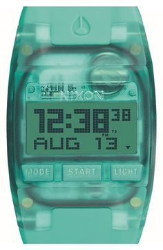 Nixon 'Comp S' Digital Watch, 31mm available at #Nordstrom
