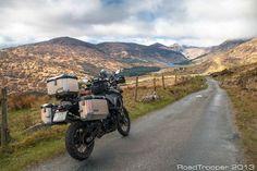 Wild Atlantic Way - Kerry - Black Valley & Gap of Dunloe, Ireland - RT's Best Motorcycle Rides West Coast Of Ireland, Ireland Travel, Gap, Motorcycle, Adventure, September, Black, Youtube, Vacation