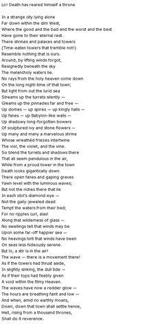 Edgar Allan Poe Poems > My poetic side Edgar Allan Poe, Dark Beauty, The Darkest, Literature, Poems, English, Inspirational, Journal, Fantasy