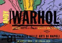 Andy #Warhol: Vetrine, mostra a cura di Achille Bonito Oliva