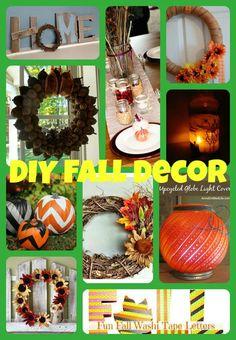 Fall Decor Ideas On Pinterest Fall Mantels Fall