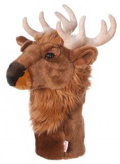 Elk by Daphne's Headcovers. Buy it @ ReadyGolf.com