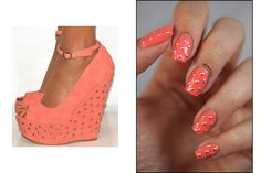 Fashion Friday - Inspired by Studded shoes
