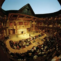 The Globe Theater -- London, England Wonderful! You are a part of the play! So, so glad we did this!