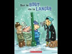 (29) Sur le bout de la langue, par Alain M. Bergeron - YouTube French Class, Teaching French, Read Aloud, Family Guy, Classroom, Album, Writing, Reading, School