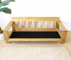 【受注生産商品】タモ材タモ無垢材木製フレームのカバーリングソファー国産ソファ木製ソファ1P2P2.5P3PソファLENOA-ASH