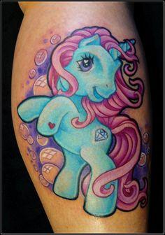 my little pony tattoo - Google Search