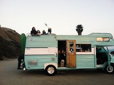 Van life / photo by Denise Bovee