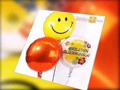 Ballongrüße zum Geburtstag versenden von Ballon4you