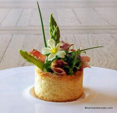 Gourmet Recipes, Appetizer Recipes, Appetizers, Gourmet Food Plating, Food Decoration, Special Recipes, Cookies Et Biscuits, Buffets, Korean Food