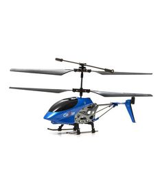 This Blue Cobra RC Helicopter is perfect! #zulilyfinds
