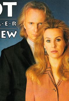 Anthony Geary and Genie Francis (Soap Opera Update, Best Love Stories, Love Story, Genie Francis, Luke And Laura, Soap Opera Stars, Best Soap, Head Shots, General Hospital, Soaps
