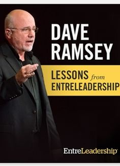 Download five FREE EntreLeadership Lessons from Dave Ramsey!