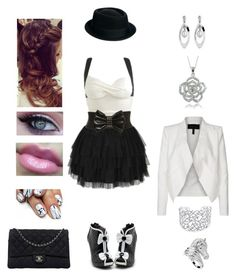"""""""Night out..."""" by binasa87 ❤ liked on Polyvore"""
