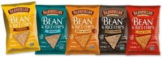 Beanfields bean chips are healthy snacks packed with plant-based protein and fiber so positively addicting and satisfyingly delicious, you'll want to eat the whole bag. Vegan, Non-GMO, Gluten Free, Corn Free. Gluten Free Treats, Vegan Treats, Vegan Snacks, Yummy Snacks, Healthy Snacks, Snack Recipes, Healthy Eats, Vegan Food, Yummy Treats