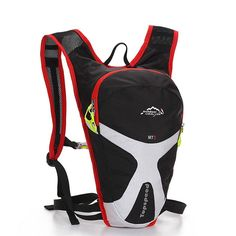New Bike Bag Cycling Backpack 5L Sports Rucksack To Hold Water MTB Breathable Bicycle Shoulder Bag Light Weight Bike Bag