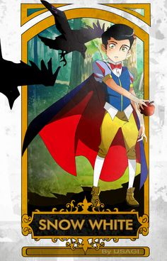 SNOW WHITE the darkness prince