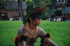 A população indígena no estado de São Paulo em 2016