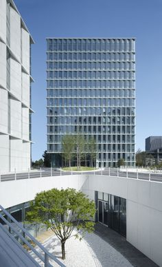 Gallery of 3Cubes Office Building / gmp Architekten - 6