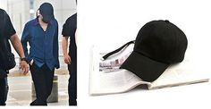 Unisex Extra Long Strap Ball Cap Black G-Dragon Street Fashion G Dragon, Street Fashion, Baseball Hats, Slip On, Cap, Street Style, Unisex, Best Deals, Sneakers