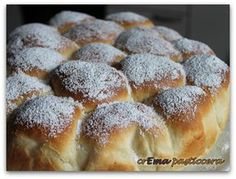 Krapfen cake - Recipes to try - - krapfen - Great Desserts, Mini Desserts, Pan Dulce, Pastry Cake, Sweet Bread, Cake Recipes, Sweet Tooth, Food And Drink, Yummy Food