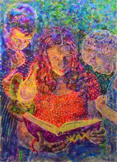 "Yury Ermolenko, ""HORROR FAIRY TALES II"", 2014, fluorescent acrylic on canvas, 200x150cm. #YuryErmolenko #еrmolenko #ЮрийЕрмоленко #ермоленко #yuryermolenko #юрийермоленко #юрийермоленкохудожник #юрiйєрмоленко #ЮрiйЄрмоленко #єрмоленко #rapanstudio #modernart #fineart #contemporaryart #painting #impressive #expressive #colorful #art #picture #живопись #artwork #современноеискусство #искусство #portrait #портрет #сказки #дети #лампа #fairytales #казки #children #horror #жах #ребенок #child"