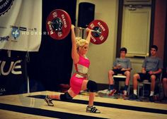 Glamlet Athletics Olympic Weightlifting Singlets for Women