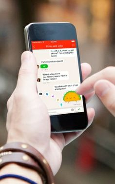 Mobile messaging's a big business to be in right now and Path has just joined its ranks.