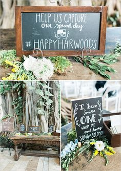 welcome table #weddingwelcometable @weddingchicks