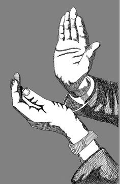 illustration of a hand clapping - Google Search
