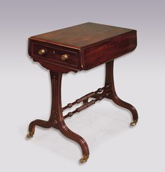 Desk In Regency Furniture Style | The Regency Style | Pinterest | Regency  Furniture, Furniture Styles And Regency