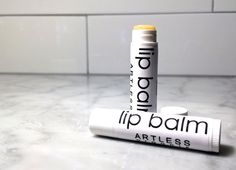 lip balm / organic lip balm / simple lip balm / by ARTLESS organix  #organic #lipbalm #handmade #Etsy #ARTLESSorganix #betterThanBurts