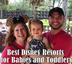 The Best Hotels at Disney for Infants and Toddlers - Travel With The Magic Best Disney Hotels, Best Disney Resort, Disney Resort Hotels, Disney Cruise Line, Best Hotels, Disney World Florida, Disney World Resorts, Disney Vacations, Disney Trips