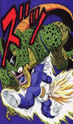 DBZ dragon ball Z dragon ball vegeta Akira Toriyama prince saiyan super saiyan jin
