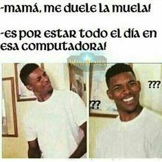 #mamas #computadora #internet #meme #regionmx #regiónmx
