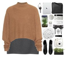 i'm bigger than my body by orbiting on Polyvore featuring Acne Studios, Monki, Hoff By Hoff, H&M, Xenab Lone, adidas, Maison Margiela, Bobbi Brown Cosmetics, philosophy and NARS Cosmetics