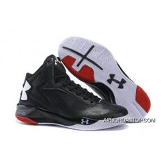 9c6a928053 Cheap Under Armour UA Micro G Torch Black White University Red Free  Shipping