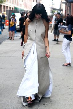 Here Are the Top 20 Street Style Looks from New York Fashion Week | Fashionista