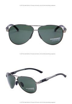 Brand Sunglasses HD Polarized Glasses Men Brand Polarized Sunglasses High quality With Original Case